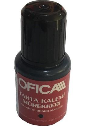 Ofica Tahta Kalemi Mürekkebi 20 ml. Siyah