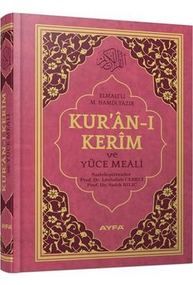 Ayfa Orta Boy Mealli Kur'an-ı Kerim Elmalılı Hamdi Yazır