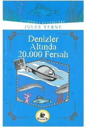 Denizler Altında 20000 Fersah (Büyümeden Önce Okunacak Kitaplar)