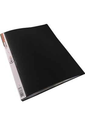 Bafix Sunum Dosyası 60 Yaprak Siyah