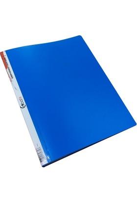 Bafix Sunum Dosyası 40 Yaprak Mavi