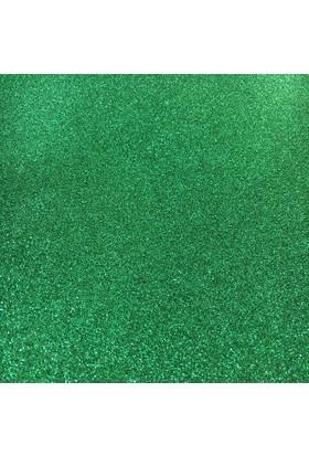 Lino 50x70 cm Simli Karton Yeşil 280 gr.
