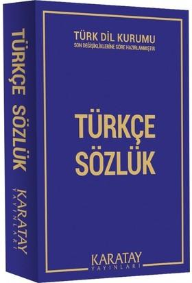 Karatay Ortaokul Türkçe Sözlük