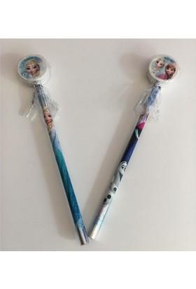 Frozen Silgili Kurşun Kalem FR-5975