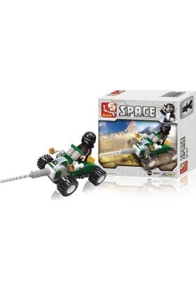 SLUBAN Space Mini Matkap Araç