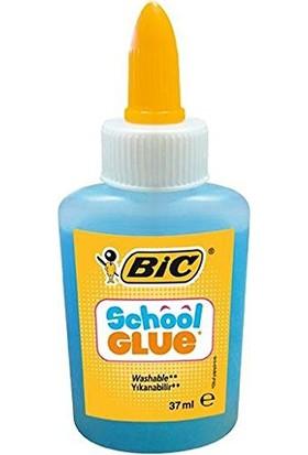 BIC School Glue Sıvı Yapıştırıcı 37 ml