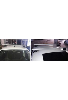 Toyota Corolla 2007-2011 Tavan Çıtası Port Bagaj