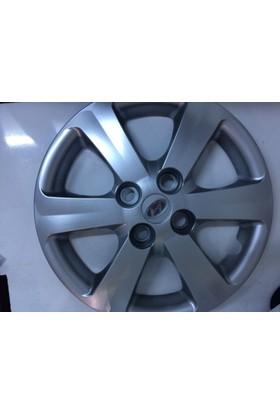 Hyundai Accent Era 14 Inch Kırılmaz Esnek Orijinal Model Jant Kapağı Takımı 4'Lü Set