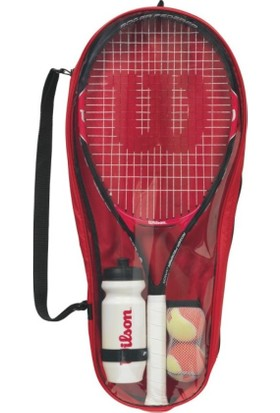 "Wilson Roger Federer Tenis Başlangıç Seti 25"" (WRT214000 )"