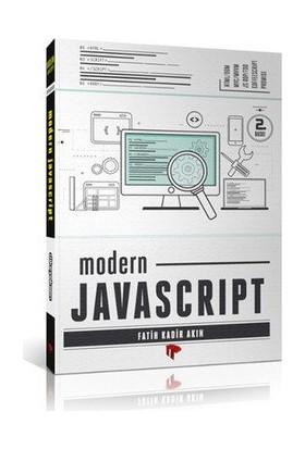 Modern JavaScript - Fatih Kadir Akın
