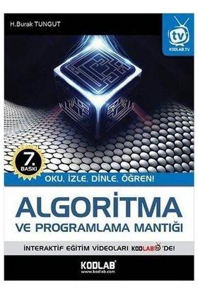 Algoritma ve Programlama Mantığı - H. Burak Tungut