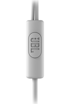 JBL C100SIUWHT Mikrofonlu Kulakiçi Kulaklık CT IE Beyaz