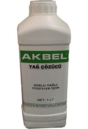 Akbel Kimya Yağ Çözücü