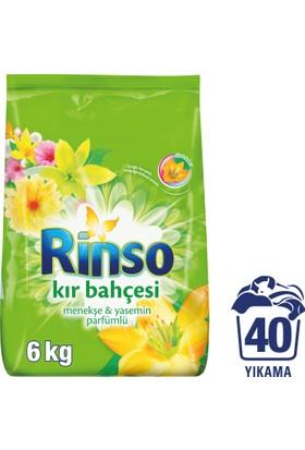 Rinso Toz Kır Bahçesi 6 kg