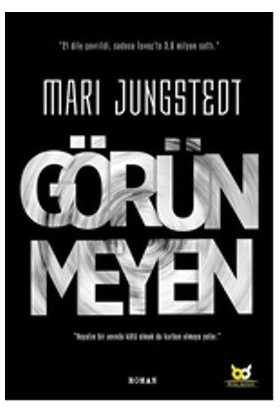 Görünmeyen - Mari Jungstedt