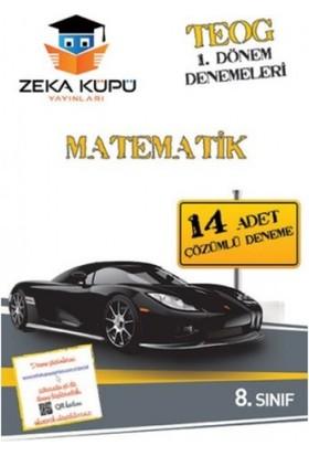 Zeka Küpü Yayınları 8. Sınıf Matematik Teog 1 Denemeleri