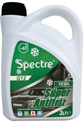 Spectre 3 Litre Antifiriz - 40 Yeşil ( 2017 Üretim )
