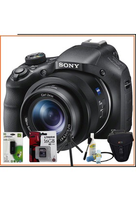 Sony Dsc-Hx400 Fotoğraf Makinesi Kitli