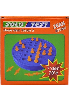 2A Toys Solo Test