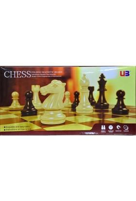 Bircan Manyetik Satranç Takımı