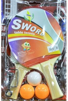 Bircan Ping Pong Raket 2522 Tt722