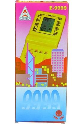 Can Oyuncak Kutulu Tetris 9999 E