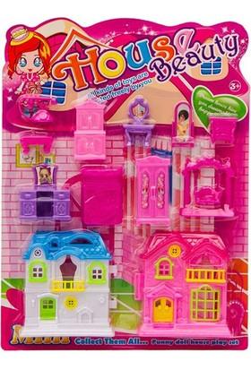 Can-Em Oyuncak 016 - 10 Büyük Karton Ev Seti