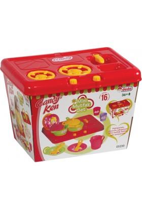Dede Candy Mini Mutfak Set