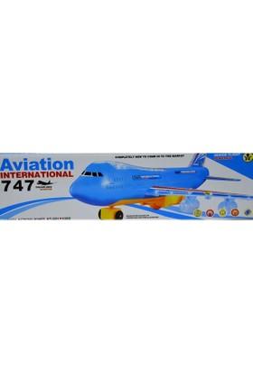 Erkol Oyuncak Pilli Uçak Aviation Uçak LX717
