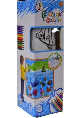 Gepet Toys 331 Boya Yıka Deniz Hayatı