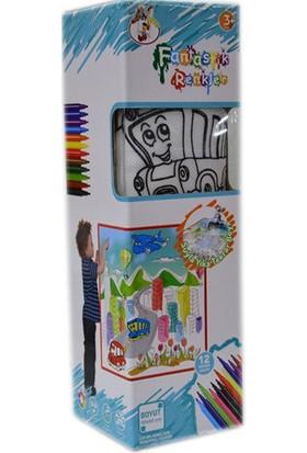 Gepet Toys 332 Boya Yıka Şehir Hayatı