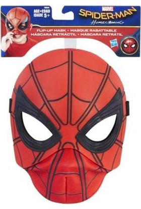 Spıder-Man Film Özel Maske