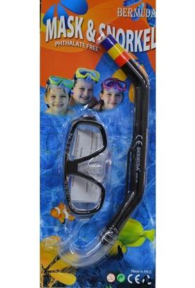 Kızılkaya Maske Snokel Set Dolphin 66047D