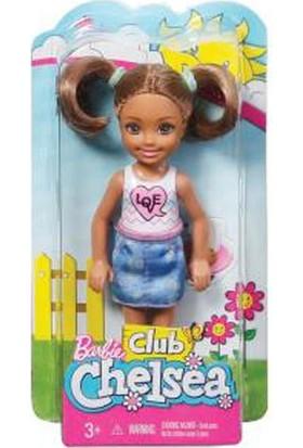 Mattel Barbie Chelsea Bebekler - Barbienin Ailesi Dwj33