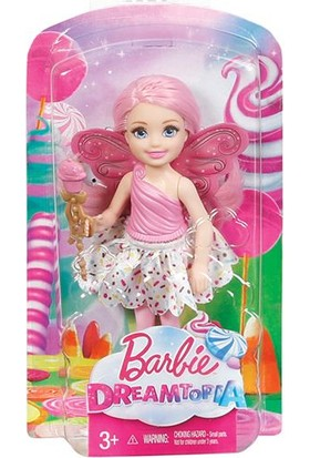 Mattel Barbie Chelsea Peri Bebekleri - Dreamtopia Hayaller Ülkesi Dvm87