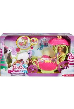 Mattel Dyx31 Brb - Dreamtopia Şeker Krallığı Faytonu - Dreamtopia Hayaller Ülkesi