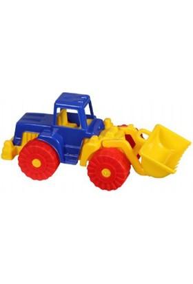 Mgs Oyuncak Kepçeli Traktör 406