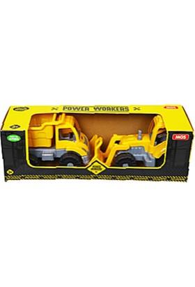 Mgs Oyuncak Power Workers Mini 2'li İnşaat Set 5627
