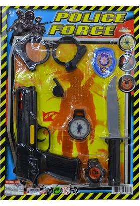 Özdemir Oyuncak Polis Set 120