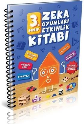 Pal 3. Sınıf Zeka Oyunları Etkinlik Kitabı