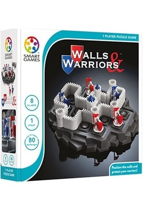 Pal Smart Games Walls & Warriors