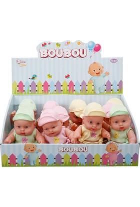 Sunman Bebek Şapkalı - Pijamali Sesli 20 cm Rst Qmi 967