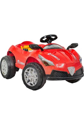 Şimşek Cobra 6 Volt Akülü Araba