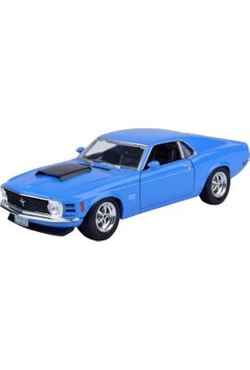 Vardem Oyuncak - 1970 Ford Mustang Boss 429 (1:24)