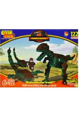 Best Lock Yap Boz Bloklar (Dinazor)