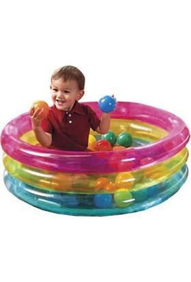 Vardem Oyuncak 48674 Renkli Oyun Havuzu 3 Boğum