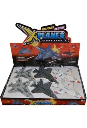 Vardem Oyuncak F 35 Savaş Uçağı (7. 5 İnch)