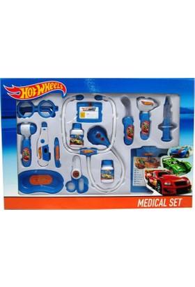 Vardem Oyuncak Kutuda Hotwheels Doktor Seti (14 Parça)