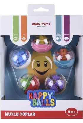 Zuzu Oyuncak 4039 Mutlu Toplar