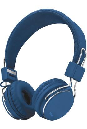 Trust 22133 Duga Kulak İçi Mikrofonlu Kulaklık Siyah
